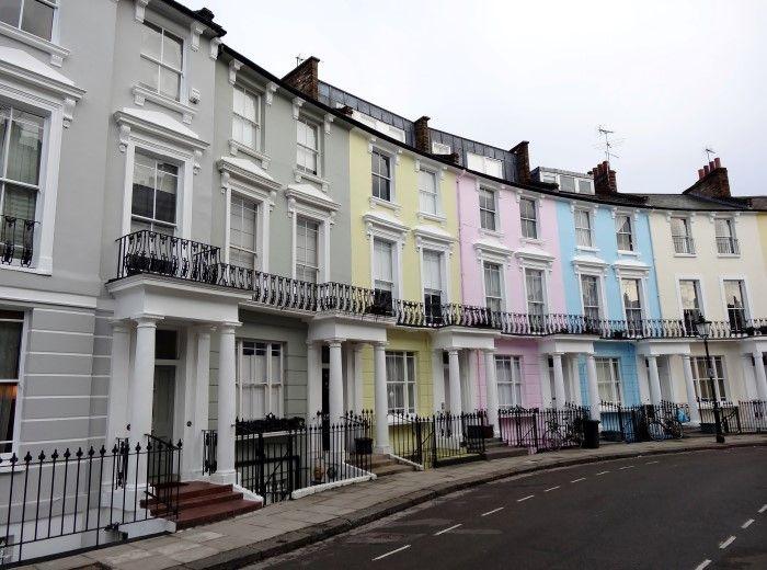 terraced-houses | London guide, London, Terrace house