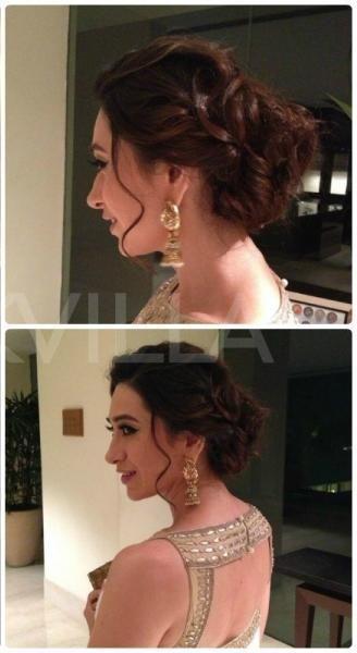 Karishma Kapoor Wear Earrings By Curio Cottage Celebrity Jewellery