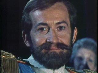 Charles Kay as Tsar Nicholas in 'Fall of Eagles'