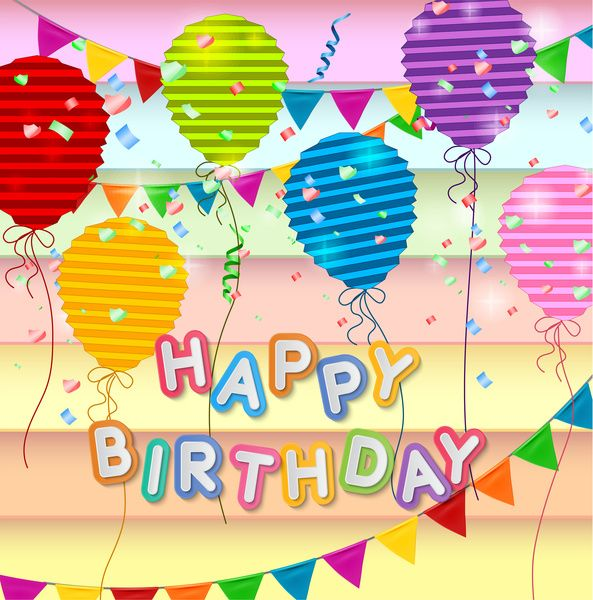 happy birthday card design template ♚вírthdαч grєєtíngs - birthday card templates free