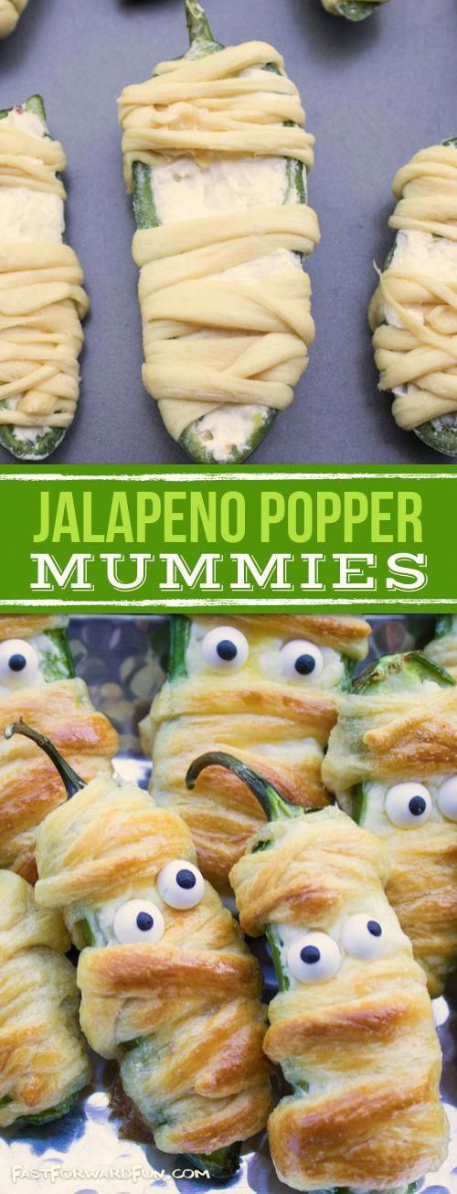 Looking for easy Halloween party appetizer ideas for