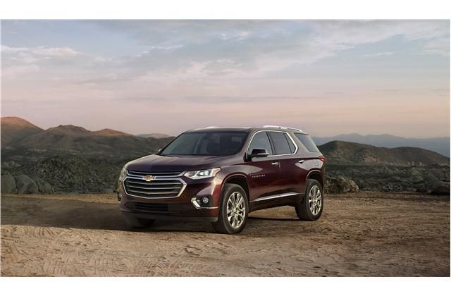 2018 Chevrolet Traverse U S News World Report Chevrolet
