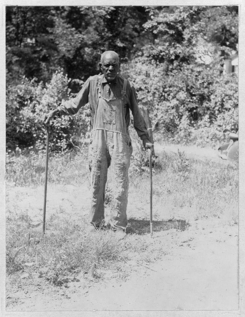 Gabe Hines Alabama ex-slave https://www.loc.gov/resource/mesn.010/?st=gallery