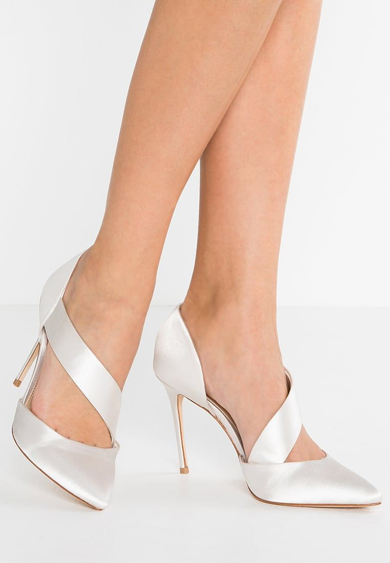 Oya Szpilki Ivory Wedding Shoes Pinterest