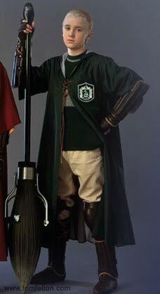 Slytherin Quidditch uniform