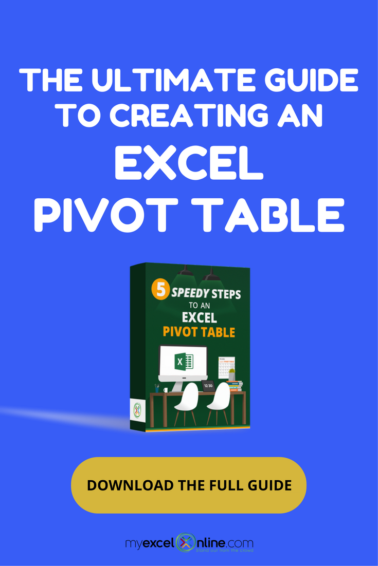 Pin by Learn Microsoft Excel Tips + Tutorials on Excel Pivot Tables