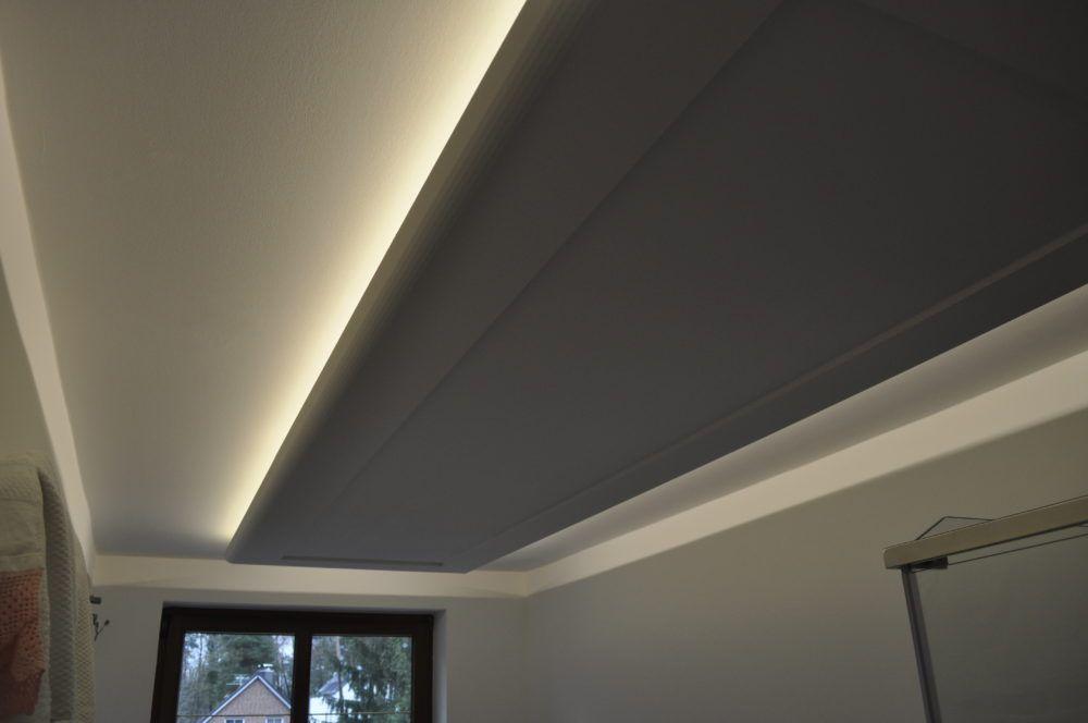 Deckensegel indirekte Deckenbeleuchtung mit LED von Ihrem