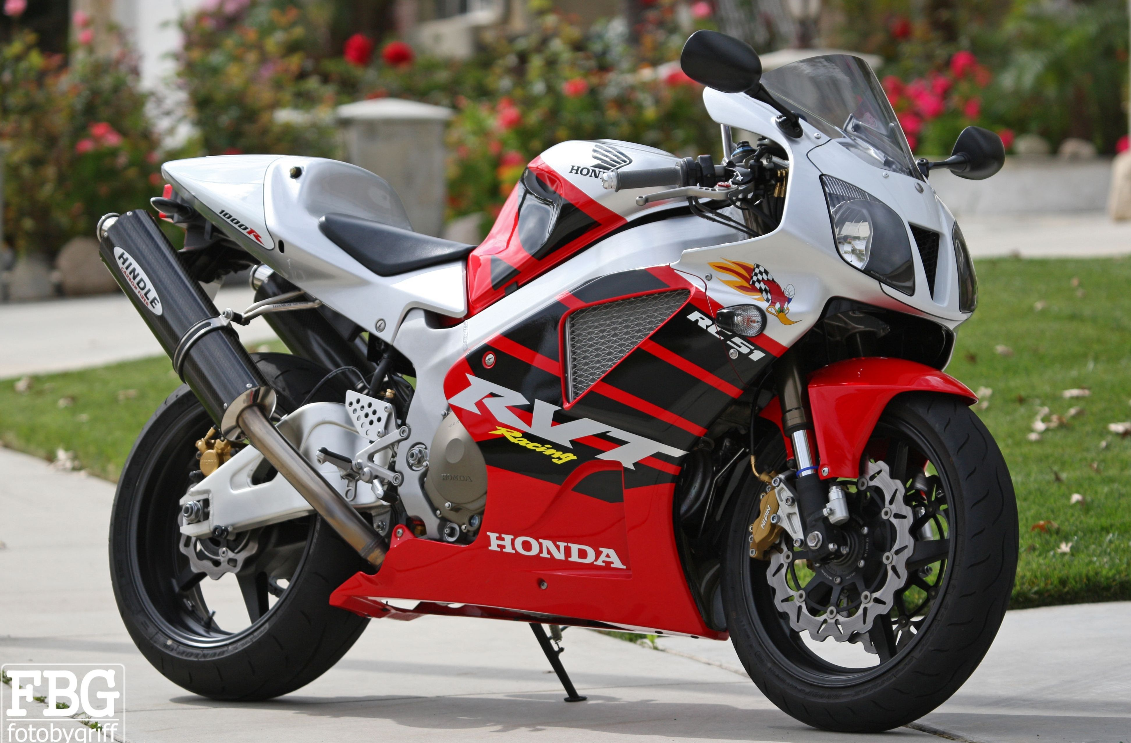 Honda RC51 Always one of my favorites Honda sport bikes