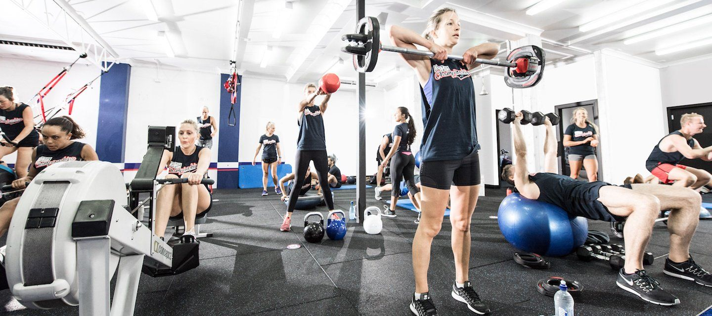 Fitness Franchise Opportunity Buy a F45 Franchise F45