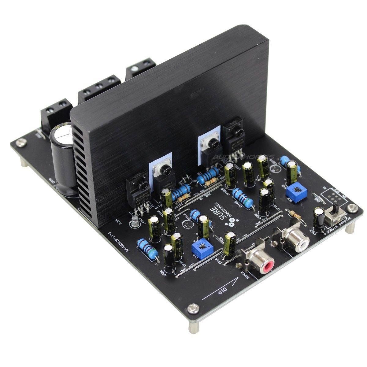 Audiophonics wondom aaab32291 ir s2092 module stereo