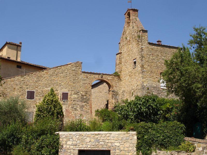 Castello di Tignano, Barberino Val d'Elsa