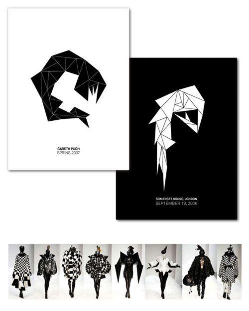 Fashion Show Invitation  Joyce K Chen Logo Inspiration - k chen amerikanischer stil