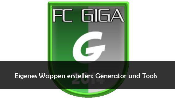 Wappen Erstellen So Geht S Mit Freeware Und Generator