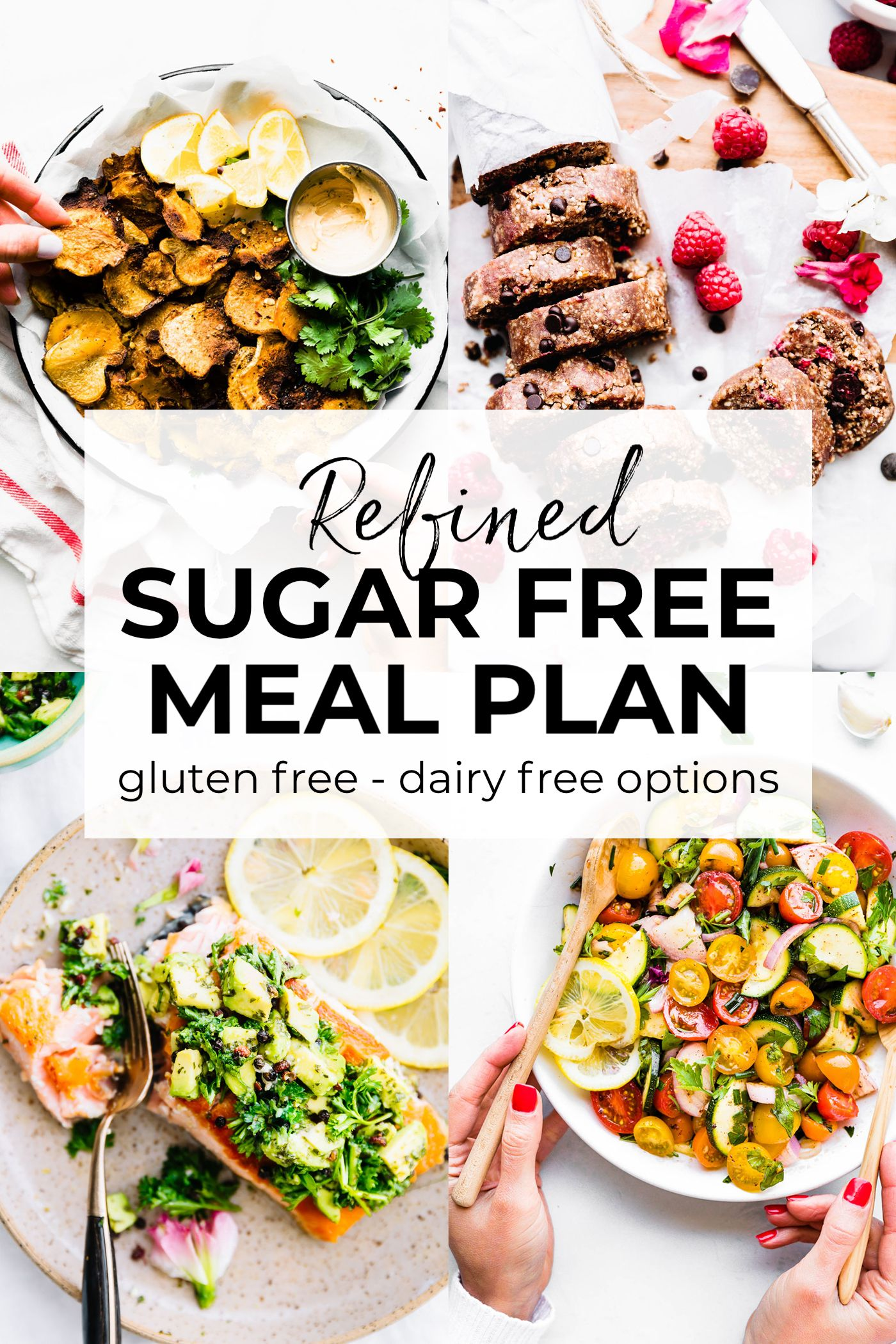 Photo of Refined Sugar Free Diet Plan and Guide | Cotter Crunch