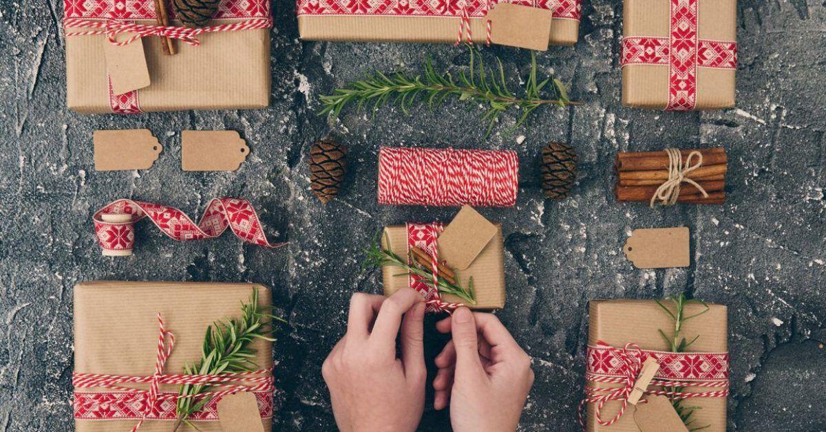 23 Idées d'Emballages Cadeaux Originaux pour Noël #emballagecadeauoriginal