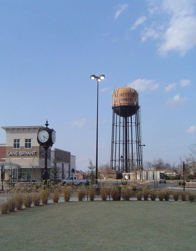 Midwest City Oklahoma Midwest City Oklahoma Usa Vacation Spots