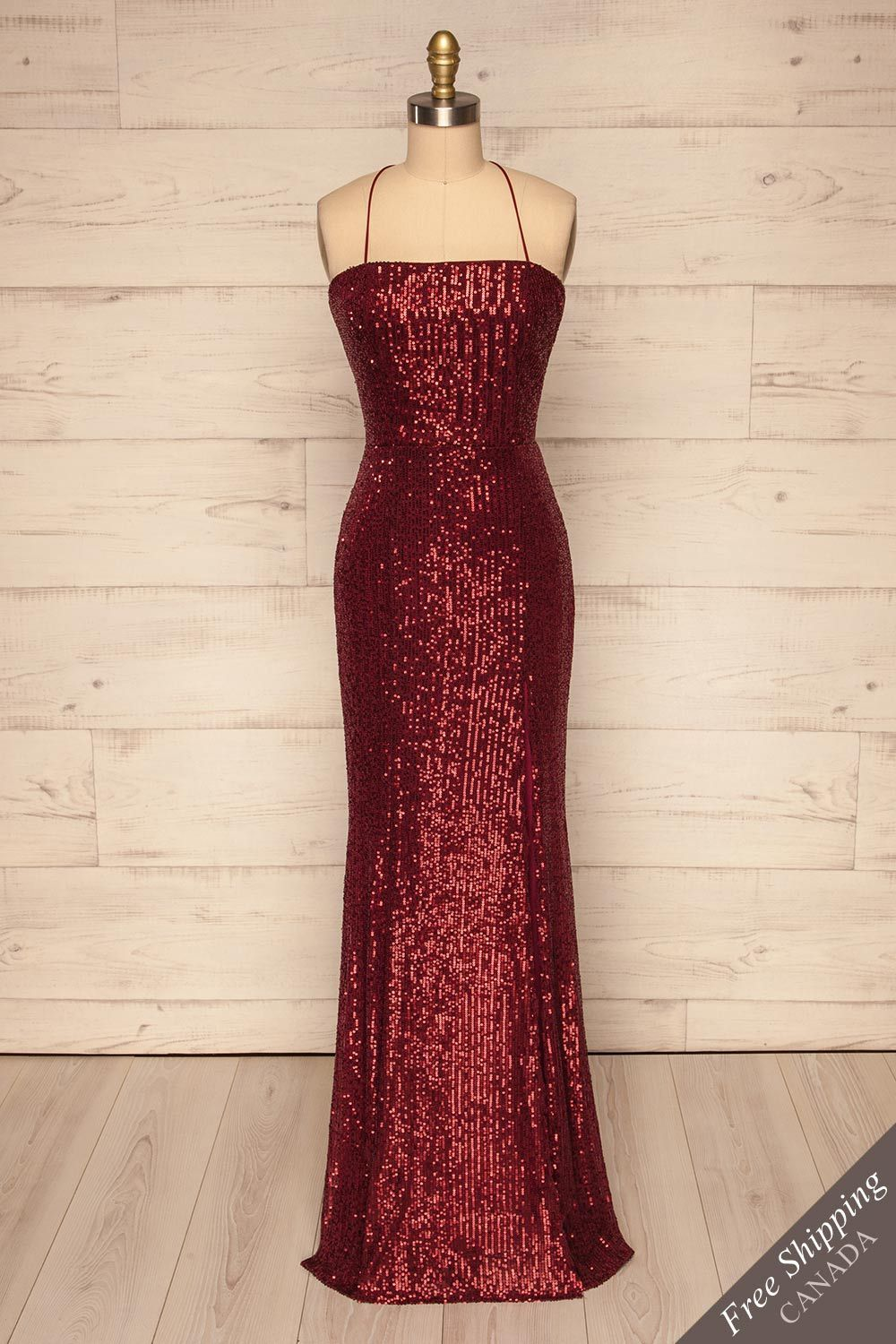 Askim Ruby From Boutique 1861 Dresses Red Sequin Dress Prom Red Sequin Dress [ 1500 x 1000 Pixel ]