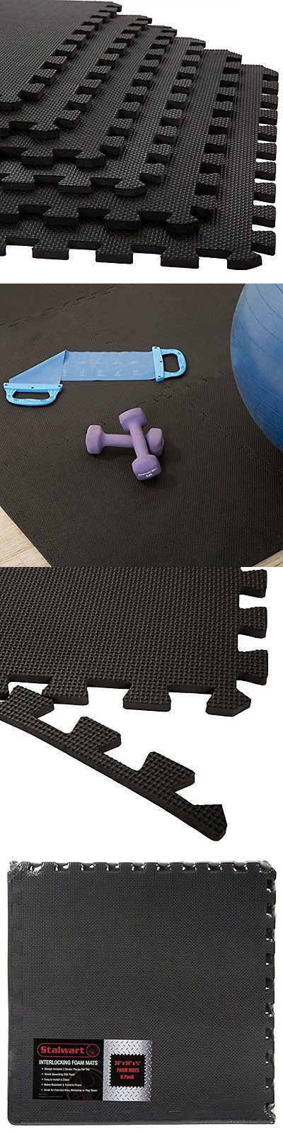 Exercise Mats Exercise Floor Mat Rug Gym Pad Fitness Puzzle - Weight lifting floor pads