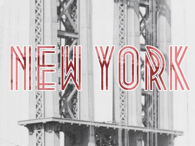 New York  http://drbl.in/dqeJ