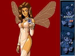 Aaahhhh, the nice fairy lady in Rod.Land