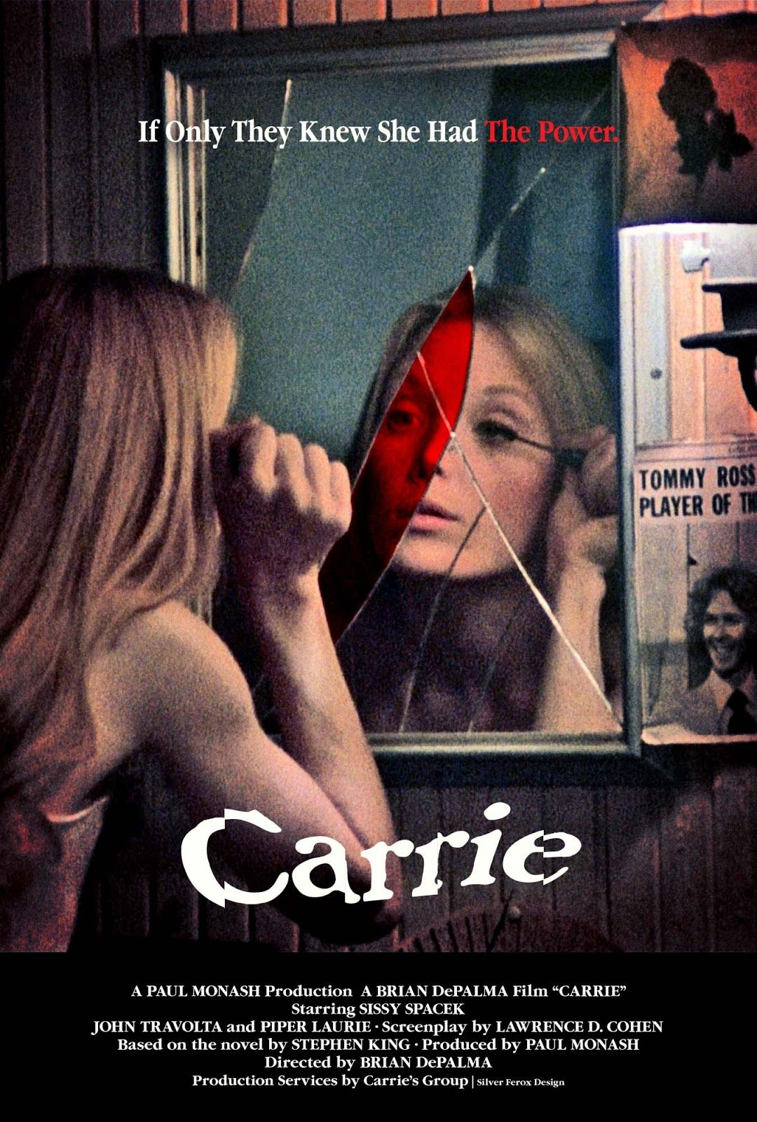 Carrie | Movie Posters | Pinterest