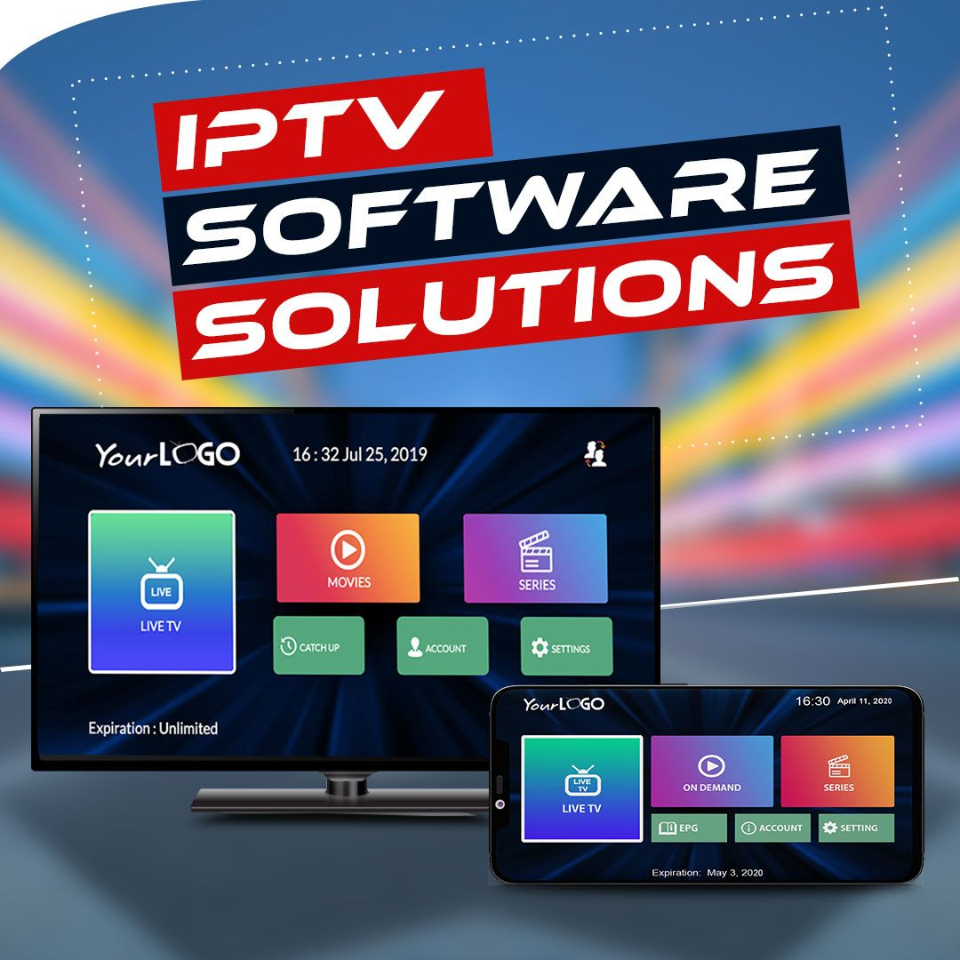 WHMCS Modules IPTV Software IPTV App Development