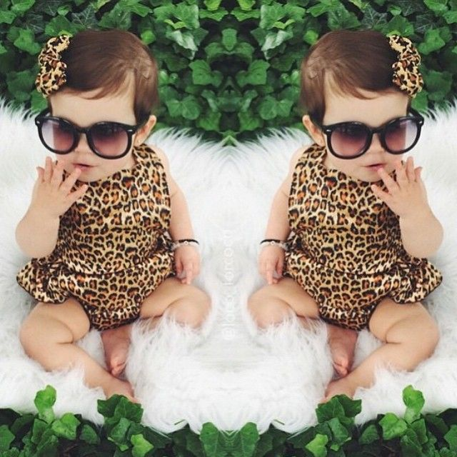 Idiosyncratic Fashionistas Dressed To Kill Behind The: BABY FEVER