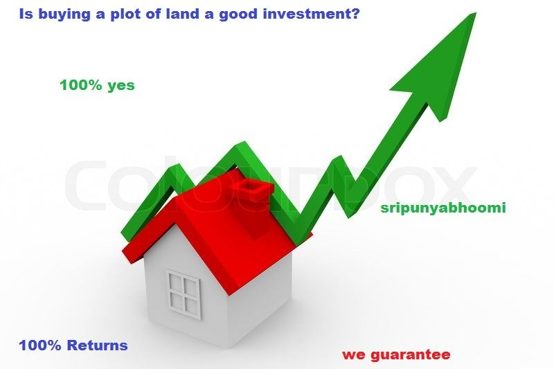 Is Buying A Plot Of Land A Good Investment The Answer Is 100 Yes Buy A Plot And Get Huge Returns Sripunyabhoomide Investing Plots Best Investments