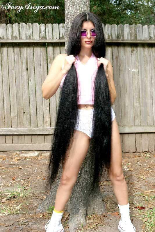 long hair porn movies
