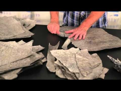 Painted Paper Countertop Presentation Video You