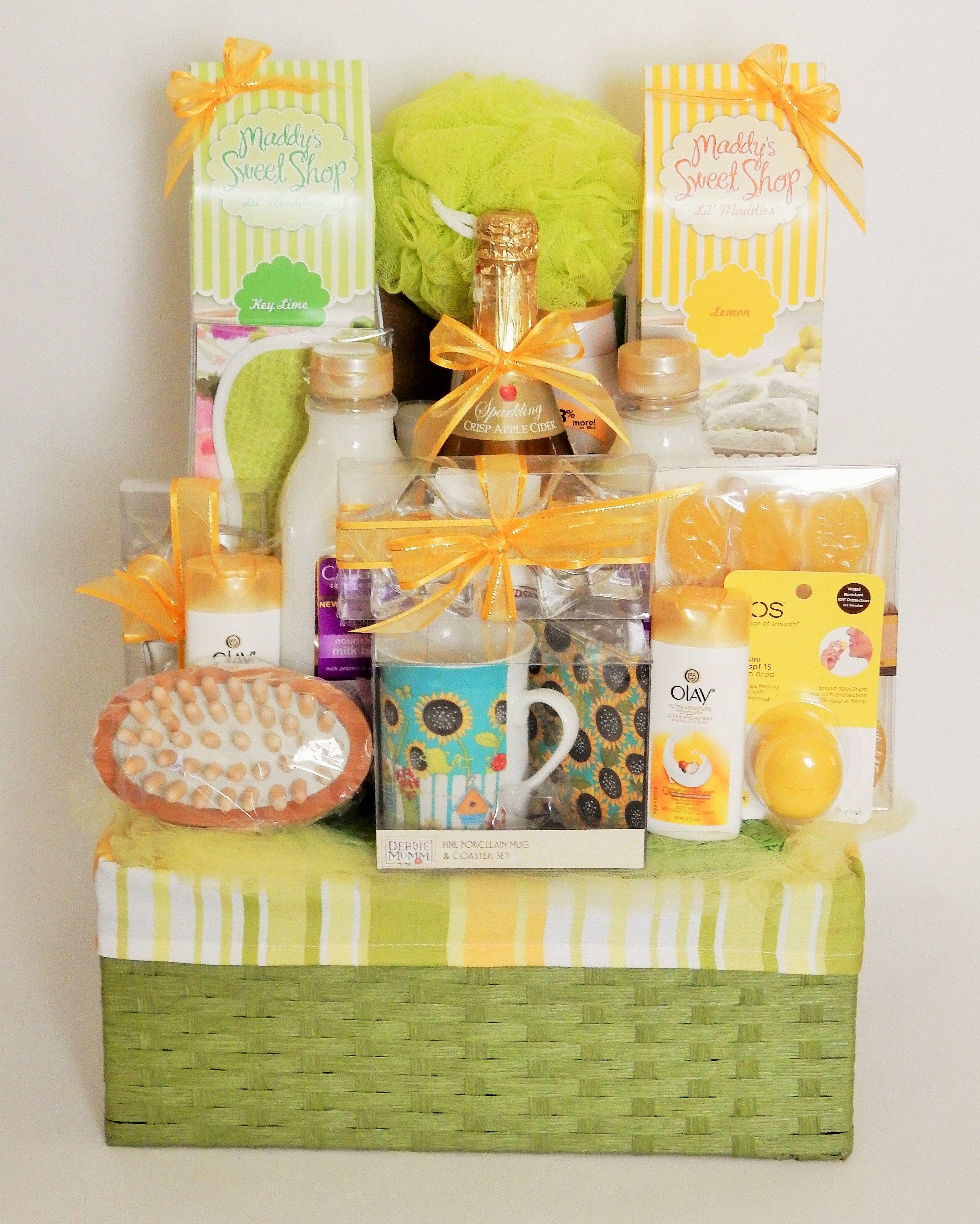 Take me away summer spa gift basket business profile take me away summer spa gift basket negle Images