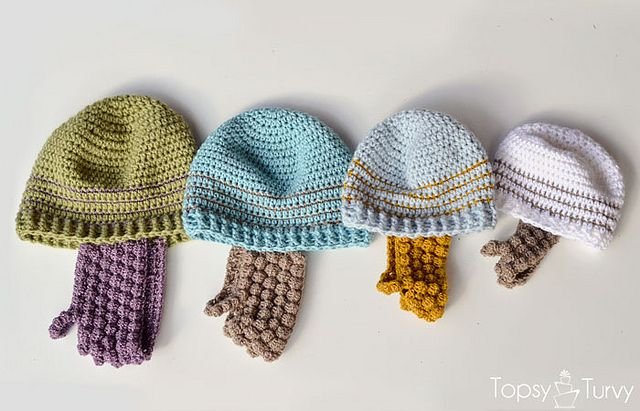 bobble-bearded-beanie-pattern-extra-small-medium-large-free by ...