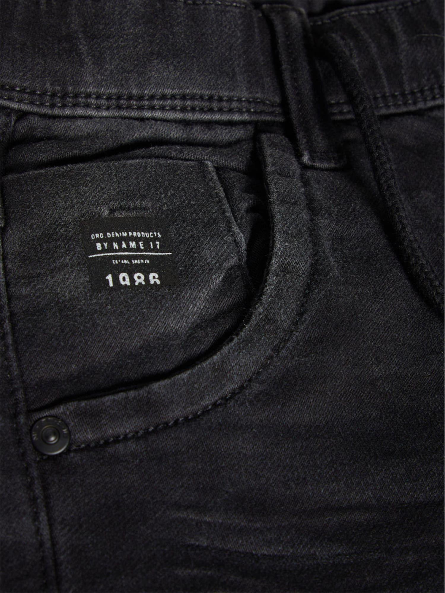 Name It Jeans Nkmrobin Dnmtom Jungen Black Denim Grosse 98 Jeans Kinder Jeans Bundweite