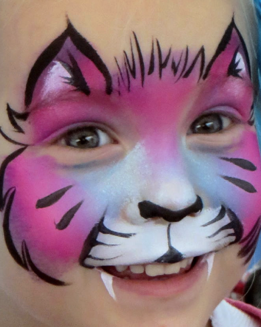Amazing Face Art Face Painters In Ct Face Painting Ct Balloon