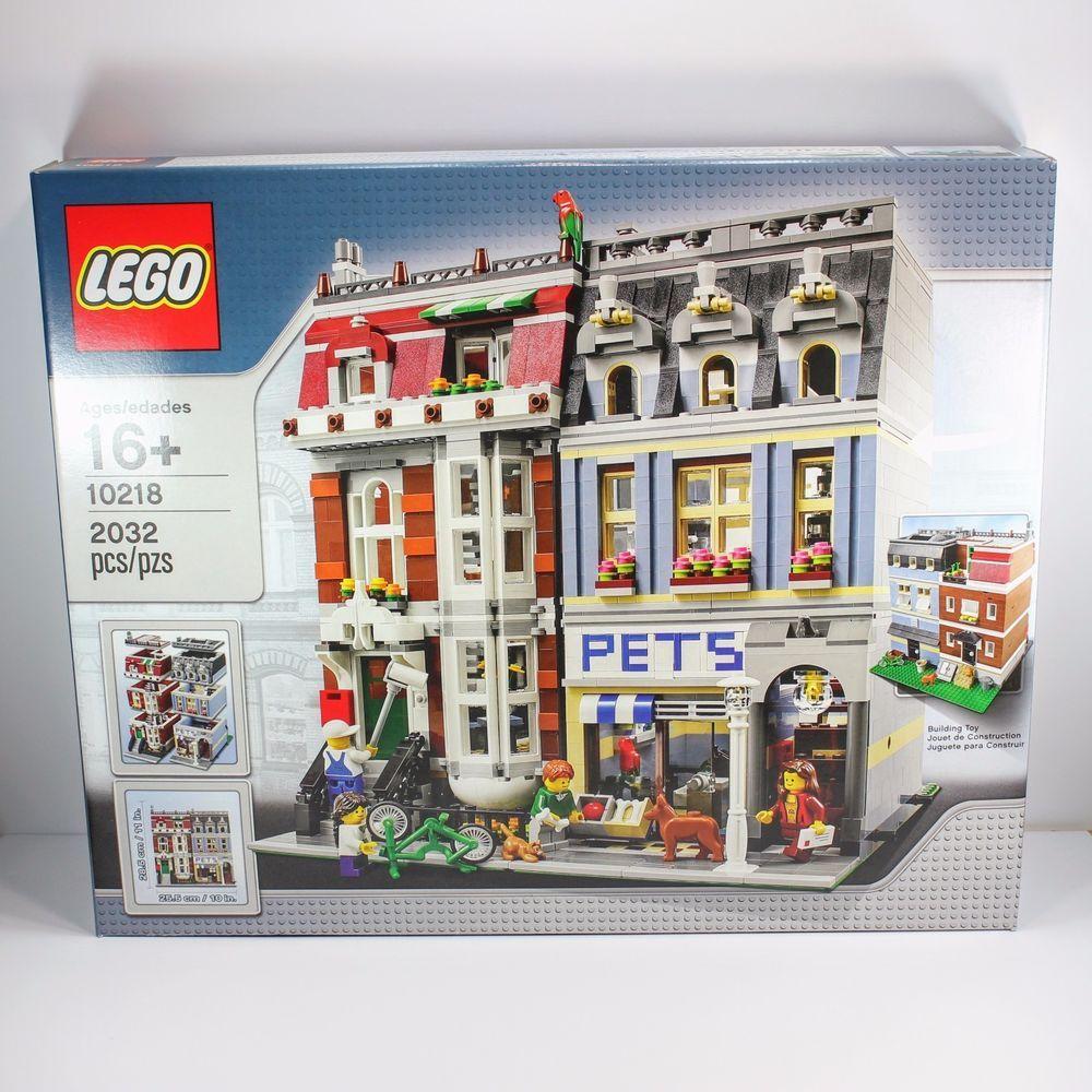 LEGO Creator Pet Shop 10218 ***BRAND NEW***