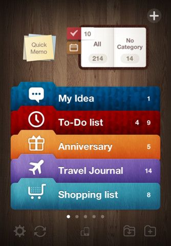 to do/diary app + 50 more apps for freelancers http://www.testking.com/techking/roundups/50-great-iphone-and-ipad-apps-for-freelancers/