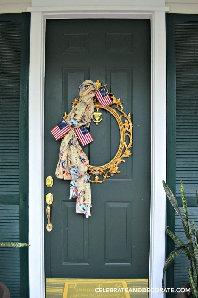 Turn an IKEA frame into the best accessory for your front door ...