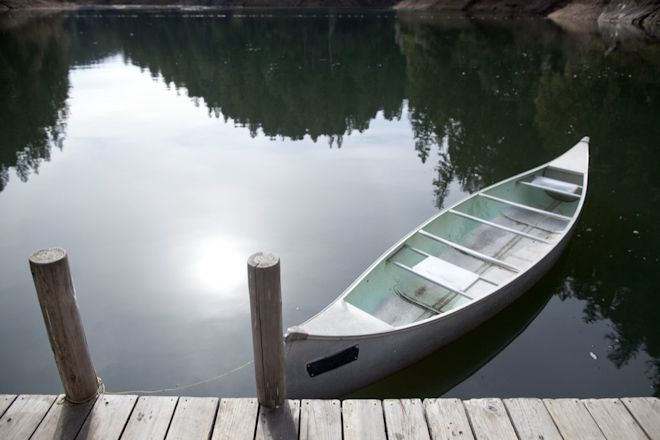 The Ultimate: All I need is a Blue Canoe. #dreamy