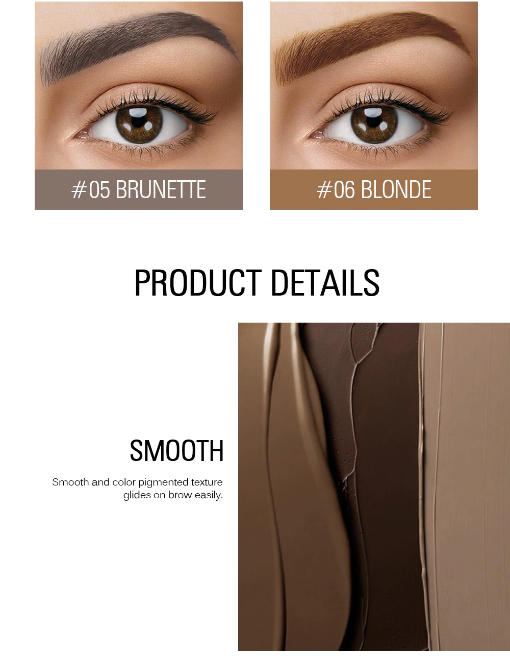Pin on Best Eye Brow Products