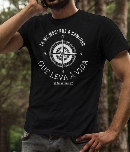 de1cf56de Camiseta Caminho da Vida