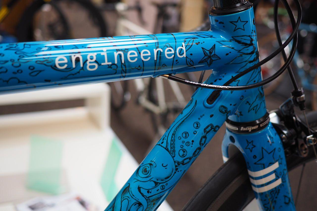 Engineered Bicycles Tattoo Bike | Bicycles | Pinterest | Fahrräder