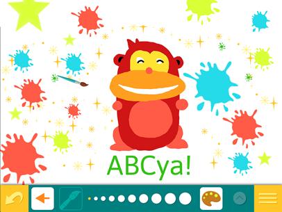Abcya Paint Digital Painting Skills Drawing Games For Kids Digital Painting Painting