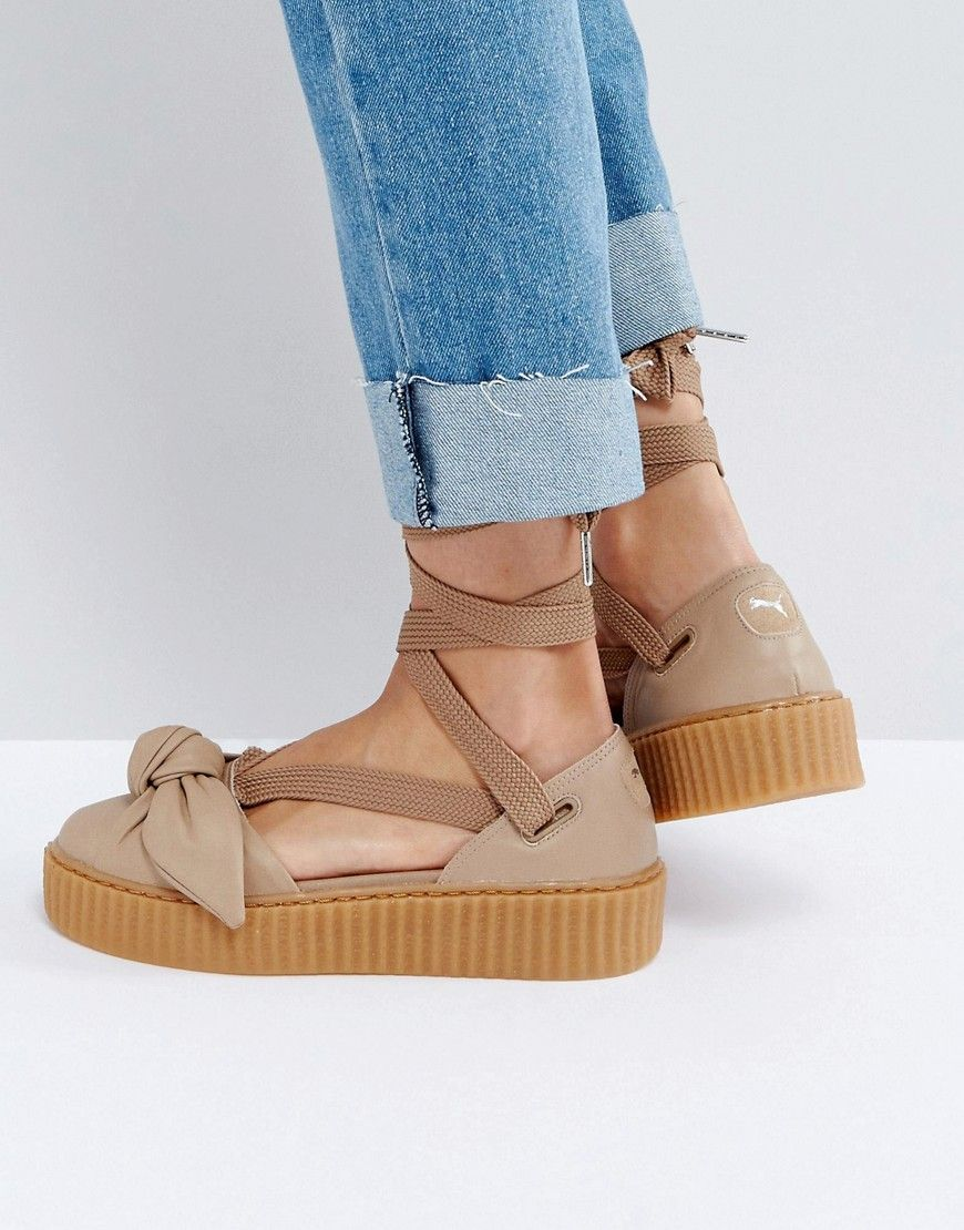 Fenty x Puma 2018 Espadrille Mules w/ Tags cheap sale professional free shipping wide range of footlocker finishline cheap online wide range of for sale discount price DcUSUZ64Bg
