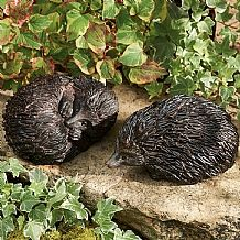 Pair of Hedgehogs Ornaments £34.50 for the pair.