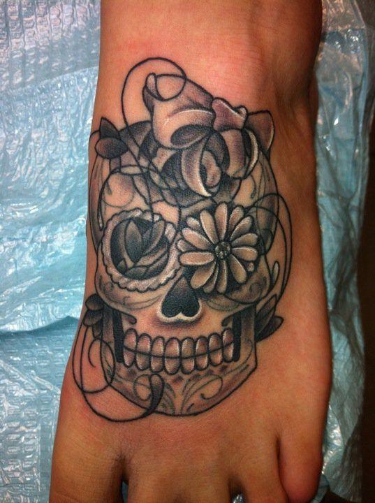 By Brandie Popps Styles I Love Pinterest Sugar Skulls
