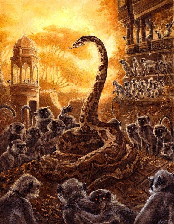 The Jungle Book Fan Arts L B Kniga Dzhunglej Kartiny Zhivotnyh Tigrovyj Risunok