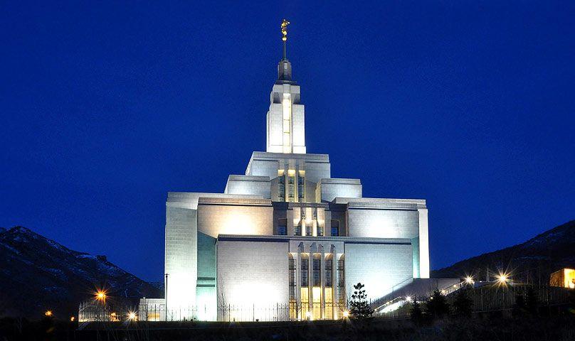 Draper Utah Temple #LDS