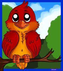Afbeeldingsresultaat voor easy drawing fantasy bird