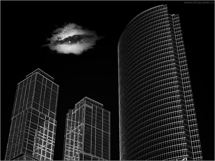 Infrared Moscow City