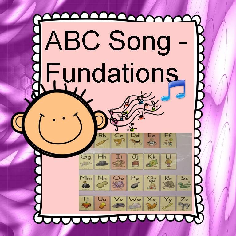 Abc Song Mp3 - Abc Chart | Abc Chart, Instruments And Bats